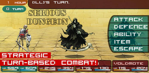 Serious Dungeon v 1.2