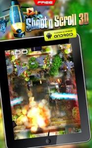 Shoot'n'Scroll 3D free arcade4