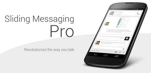 Sliding Messaging Pro v8.8.1