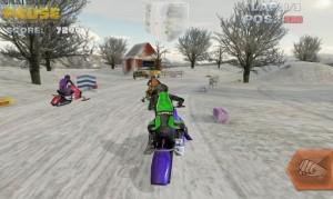 Snowbike Racing 4