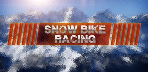 Snowbike-Racing