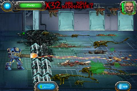 Soldier vs Aliens Premium v1.1.2