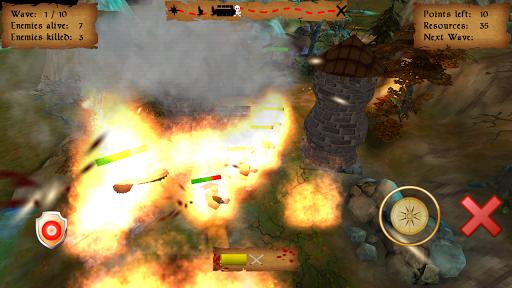 Tower Defense 3D – Fantasy! v1.0
