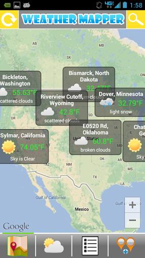 Weather Mapper Pro v1.0