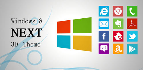 Windows8 Pro Next Theme v1.0