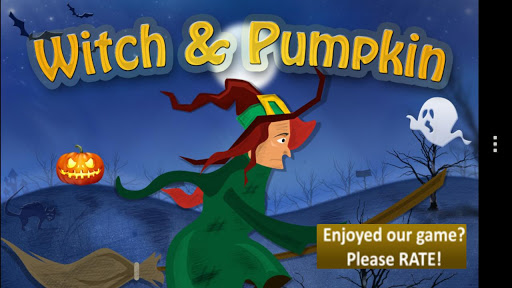 Witch & Pumpkin v1.0