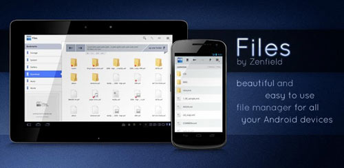 Zenfield File Manager v1.6