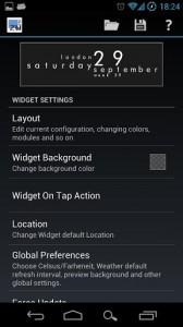 Zooper Widget Pro3