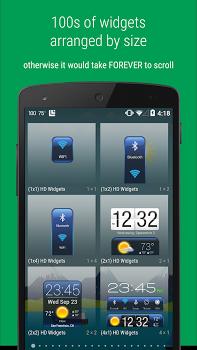 HD Widgets v4.3.2