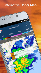 تصویر محیط Weather Elite by WeatherBug v5.17.5-5