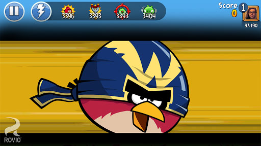 Angry Birds Friends v1.0.0