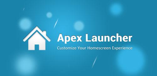 Apex Launcher Pro v2.0.0 Final