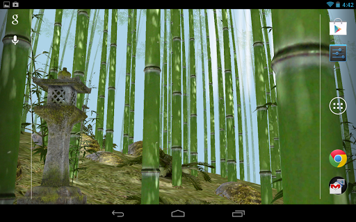 Bamboo Forest 3D v1.1