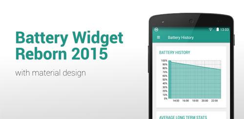Battery Widget Reborn v2.2.3