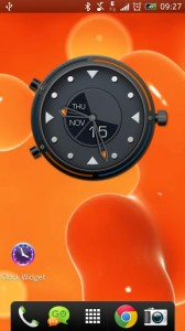 Beautiful Clock Widget Pro 4