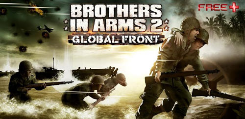 Brothers In Arms® 2 Free+ v1.1.8 + data
