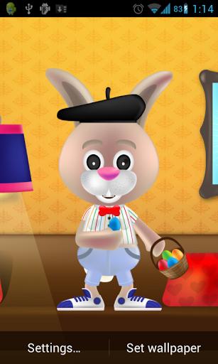 Bunny Rabbit Live Wallpaper v 1.0