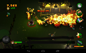Burn Zombie Burn THD2