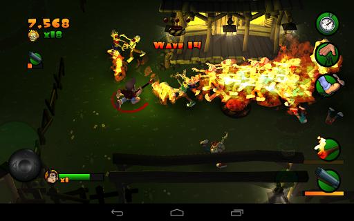 Burn Zombie Burn THD v1.0.8 + data
