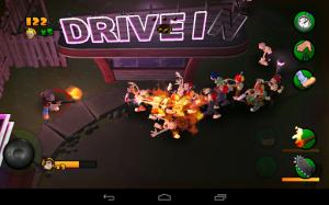 Burn Zombie Burn THD3