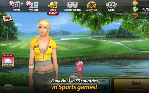 Golf Star™ v3.0.1 + data