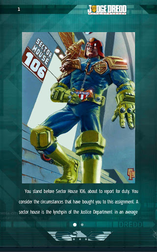 Judge Dredd: Countdown Sec 106 v1.0.1.0