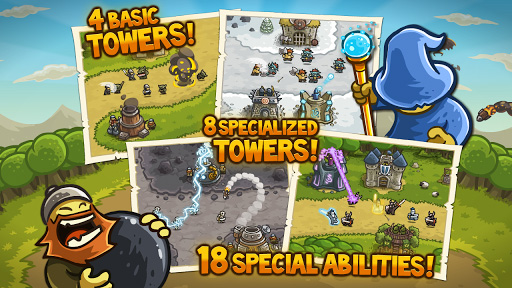 Kingdom Rush v1.9.2 + data