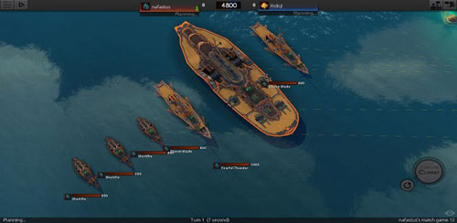 Leviathan: Warships v1.0 + data