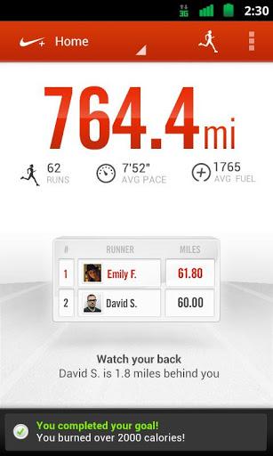 Nike+ Running v1.1.2