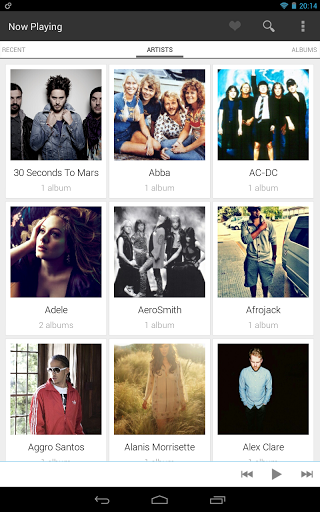 Now Playing Music Player v1.16