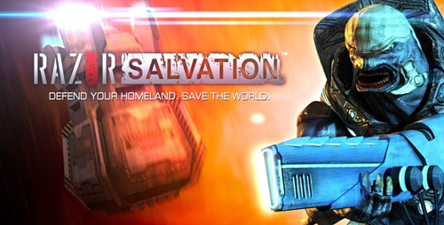 Razor Salvation [ All Device ] v1.1.1 + data