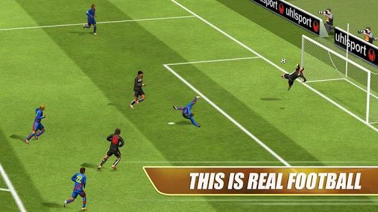 Real Football 2013 v1.6.4 + data