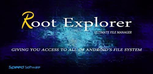 Root Explorer v4.4.3