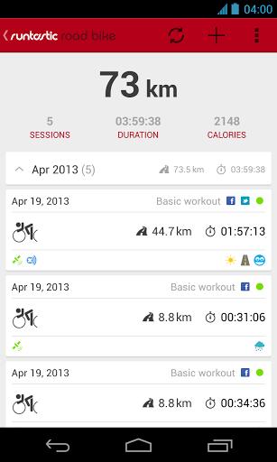 Runtastic Road Bike PRO v1.2