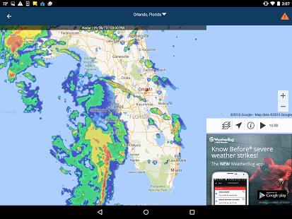 WeatherBug v4.1.0.230