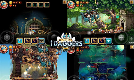 iDaggers v1.2 + data