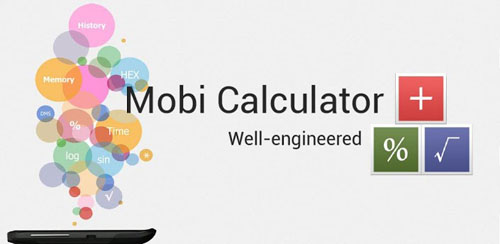 Mobi Calculator PRO v1.3.12