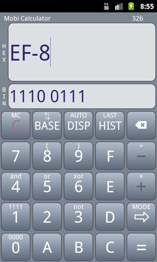 Mobi Calculator PRO v1.3.12