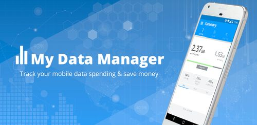 My Data Manager – Data Usage v9.1.3