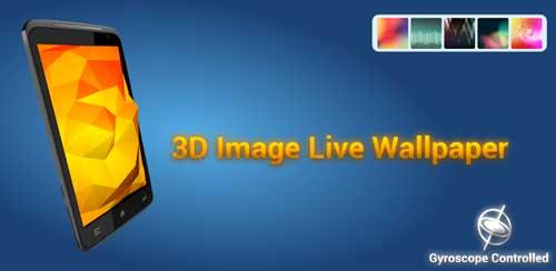 3D Image Live Wallpaper v2.0.1