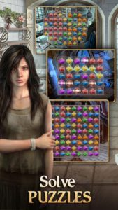تصویر محیط Ravenhill Asylum: Hidden Object Game v1.1.9