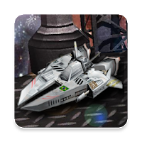 بازی کنترل فضا پیما با 80 مرحله آیکون