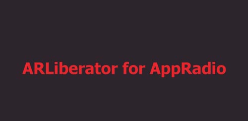 ARLiberator for AppRadio v2.51