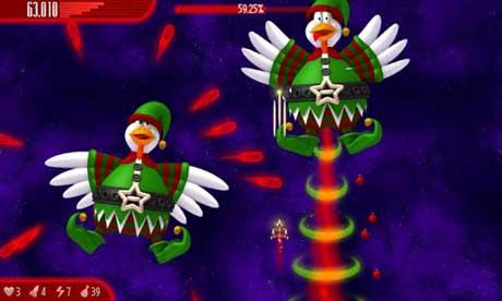 Chicken Invaders 4 Xmas v1.26ggl