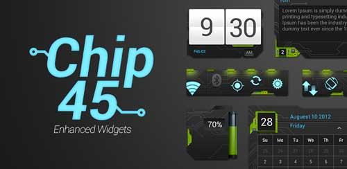 Chip45 Widgets v1.0.2