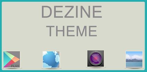 Dezine Theme Go,Adw,Nova,Apex v1.0