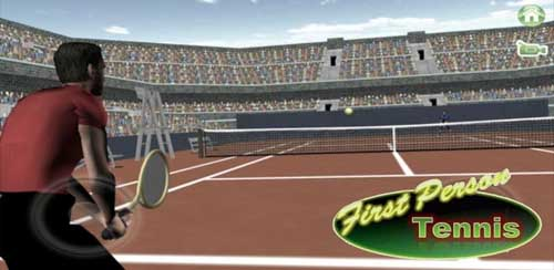 First Person Tennis v4.1