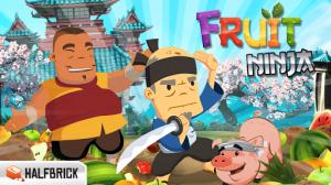 Fruit Ninja Free2