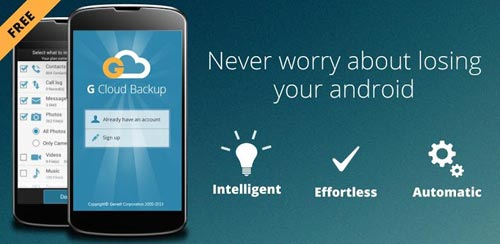 G Cloud Backup FULL v2.1.1