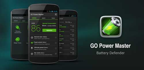 GO Battery Saver & Widget